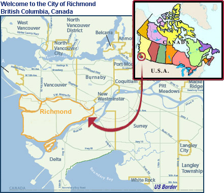 Map Of Richmond Bc City of Richmond BC   Maps & GIS